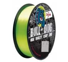 Монофільна жилка Carp Zoom Bull-Dog Carp Line 300м (флюо-салатова, 0,25-0,40)