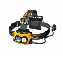 Налобний ліхтар Fenix HP25 XP-G R5, жовтий