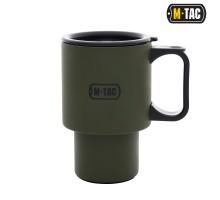 Термокружка M-Tac Olive 450ml з кришкою