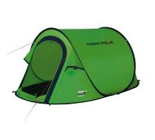 Двомісна туристична палатка High Peak Vision 2 (Green)