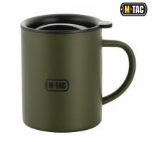 Термокружка M-Tac Olive 400ml з кришкою
