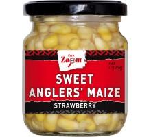 Кукурудза Carp Zoom Sweet Angler's Maize Strawberry (полуниця)