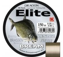 Ліска Dragon Elite Bream 150m (0,16-0,25, лящ)