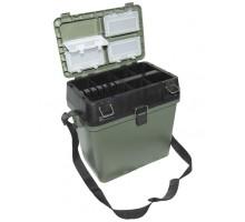 Ящик для зимової рибалки Carp Zoom Stark Seat Box