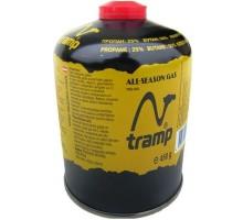 Газовий різьбовий балон Tramp TRG-002, 450 грам