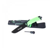 Ніж виживання Ganzo G8012-LG (зелений)