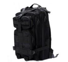Тактичний рюкзак Esdy 3P 25L Black