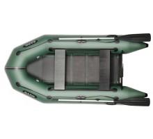 Двомісний моторний човен Bark ВT-290D (пересувні сидіння)