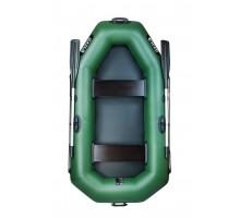 Двомісний надувний човен Ладья ЛТ-220-Д