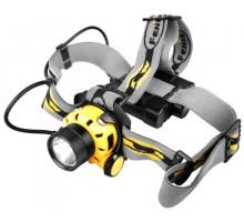 Професійний налобний ліхтар Fenix HP11 R5, жовтий