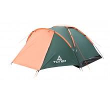 Чотиримісна туристична палатка Totem Summer 4 Plus (V2)