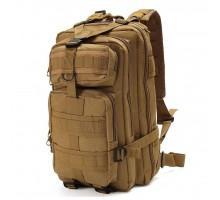 Тактичний рюкзак Esdy 3P 25L Coyote