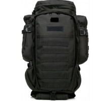 Тактичний рюкзак Esdy Hunter 60L Black