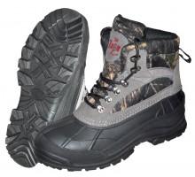 Черевики CZ Camou Field Boots (водонепроникні, для будь-якого рельєфу)