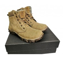 Демісезонні черевики Armos Full Leather Coyote