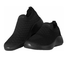 Літні кросівки Navigator Lite Black (сітчасті)