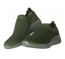 Літні кросівки Navigator Lite Green (сітчасті)