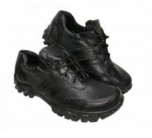 Літні кросівки Armos Summer Leather Black