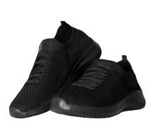 Літні кросівки Navigator City Black (сітчасті)